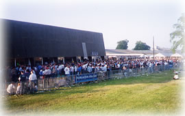 Image: Herdsman Bar at the Royal Highland Show